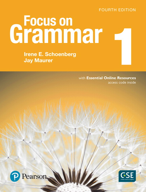 Focus on Grammar 1 Student Book with Essential Online Resources - Image