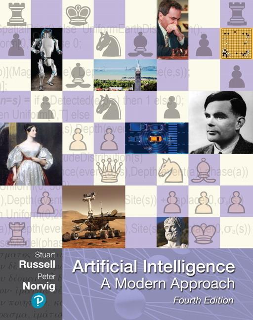Artificial Intelligence: A Modern Approach - Image