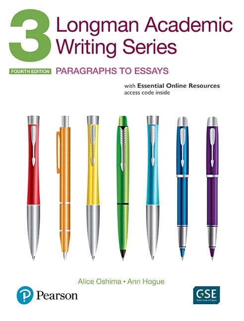 longman academic writing series 3 paragraphs to essays pdf