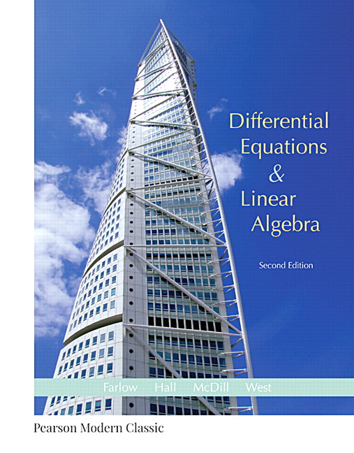 Differential equations and linear algebra classic version 2nd pearson 9780134689548 9780134689548 differential equations and linear algebra classic version fandeluxe Image collections