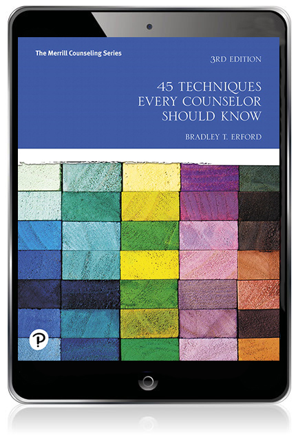 40 Techniques Every Counselor Should Know eBook - Image