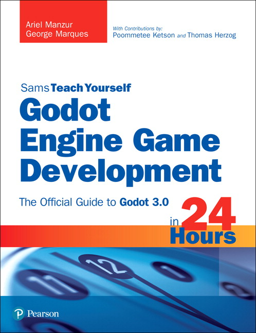 SAMS Teach Yourself Godot Engine Game Development in 24 Hours - Image