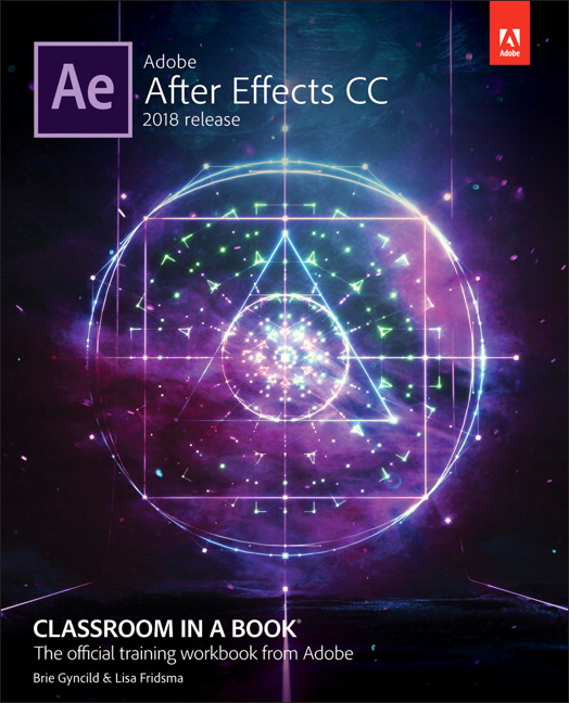 Adobe after effects cc classroom in a book 2018 release 1st pearson 9780134853253 9780134853253 adobe after effects cc classroom in a book 2018 release fandeluxe Gallery