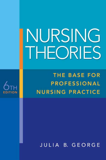 4 key concepts of nursing theories