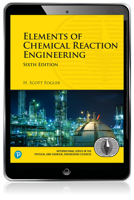 Elements of Chemical Reaction Engineering eBook - Image