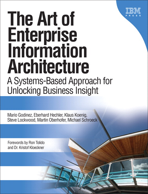 The art of enterprise information architecture a systems based 35 off fandeluxe Gallery