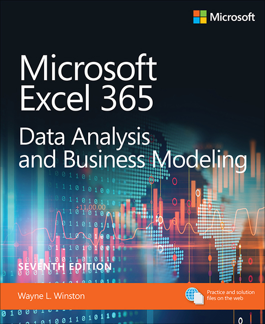 Microsoft Excel 365 Data Analysis and Business Modeling - Image