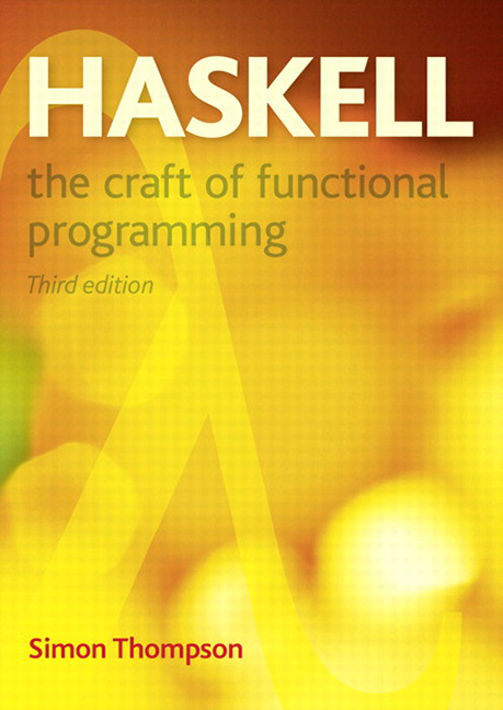 haskell coursework