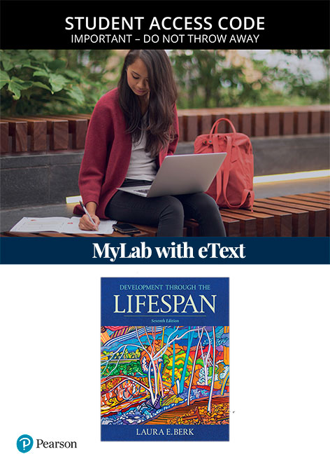 Development Through the Lifespan MyLab Psychology with eText (Access Card)