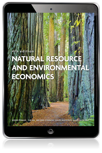 Natural resource and environmental economics ebook 4th perman featured titles fandeluxe Gallery