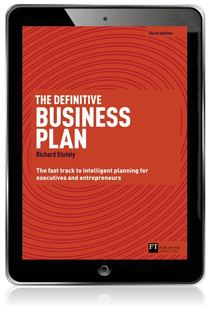 ebook business plan