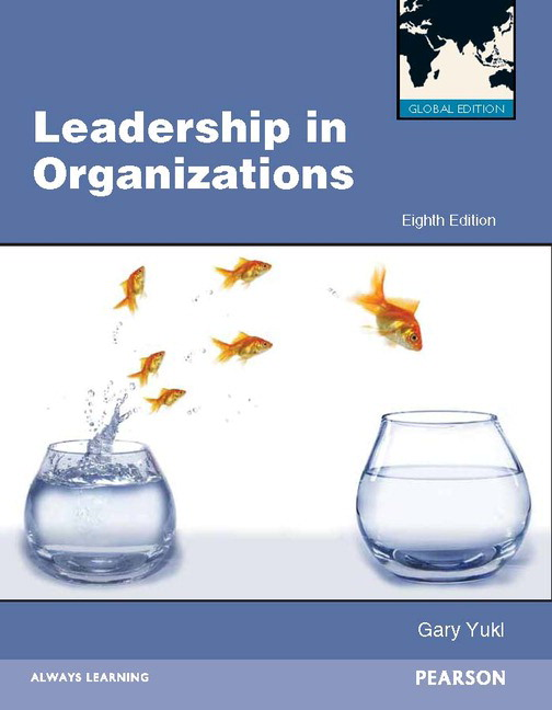 leadership in organizations yukl