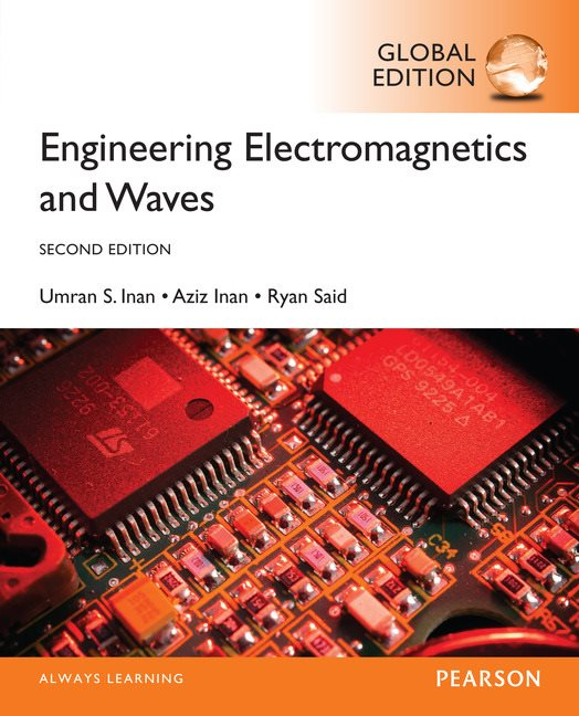 Engineering electromagnetics and waves global edition 2nd inan pearson 9780273793236 9780273793236 engineering electromagnetics and waves global edition fandeluxe Choice Image