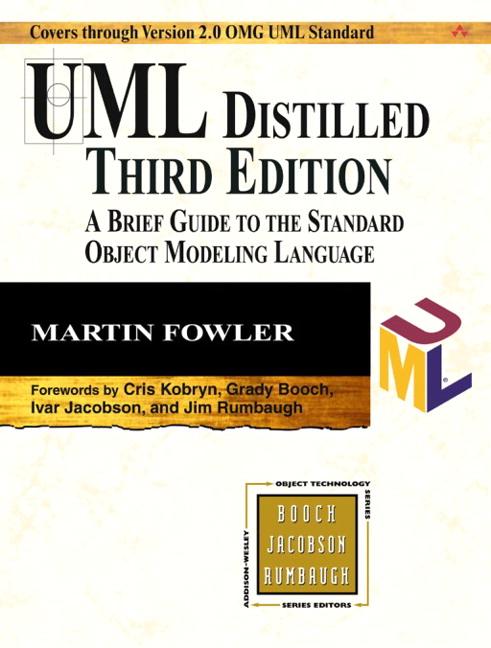 Uml основы: краткое руководство по стандартному языку объектного моделирования