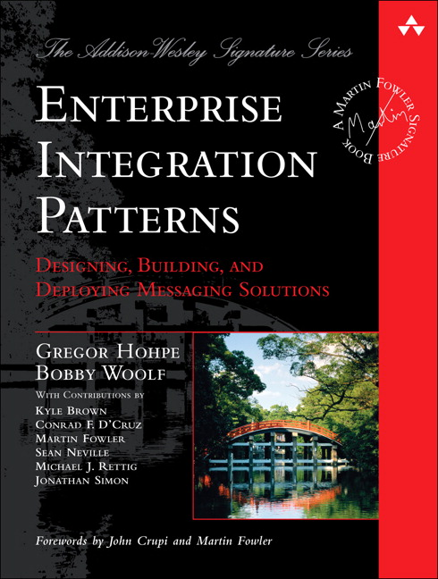 Enterprise integration patterns designing building and deploying featured titles fandeluxe Images