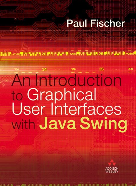 James tam an introduction to graphical user interfaces the event-driven model building simple graphical interfaces in