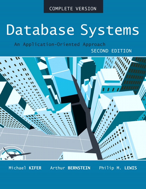 Database systems an application oriented approach compete version database systems an application oriented approach compete version 2nd kifer lewis buy online at pearson fandeluxe Image collections