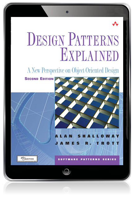 design patterns explained a new perspective on object-oriented design ebook