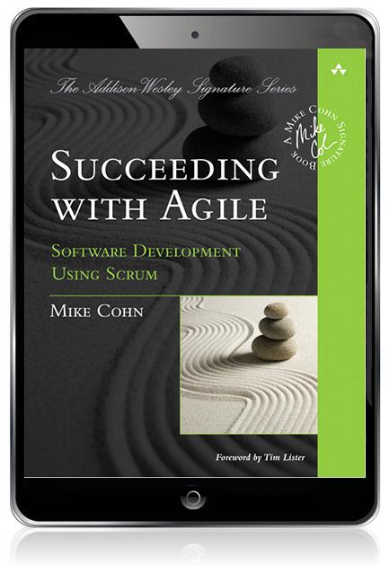 Succeeding with Agile: Software Development Using Scrum eBook - Image