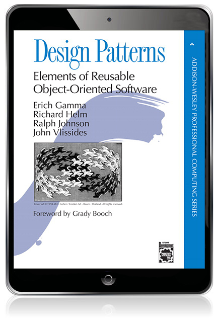 Design Patterns Elements Of Reusable Object Oriented Software Ebook 1st Gamma Erich Et Al Pearson