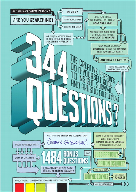 344 questions the creative persons do it yourself guide to insight pearson 9780321733009 9780321733009 344 questions the creative persons do it yourself guide to insight survival and artistic fulfillment solutioingenieria Images