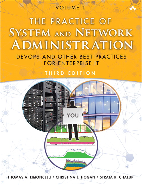 Practice of system and network administration the volume 1 devops pearson 9780321919168 9780321919168 practice of system and network administration the volume 1 devops and other best practices for enterprise it fandeluxe Gallery