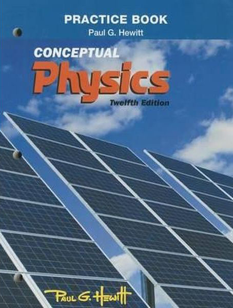 Practice Book for Conceptual Physics