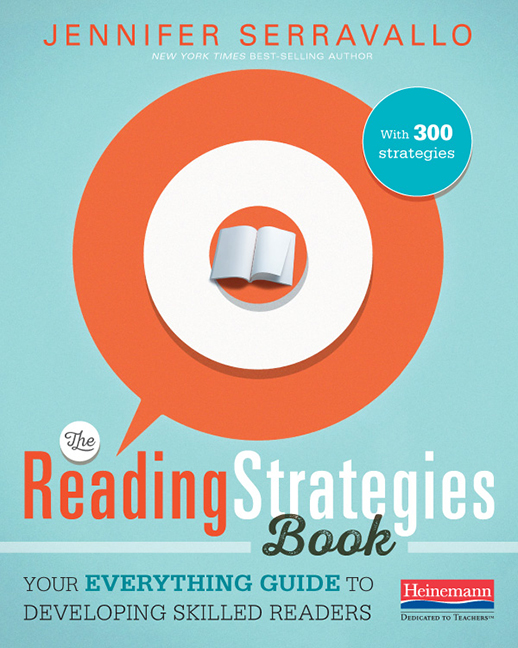 The Reading Strategies Book - Image