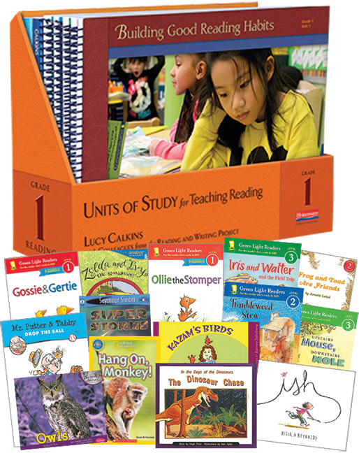 Units of Study for Reading, Grade 1 with Trade Pack - Image