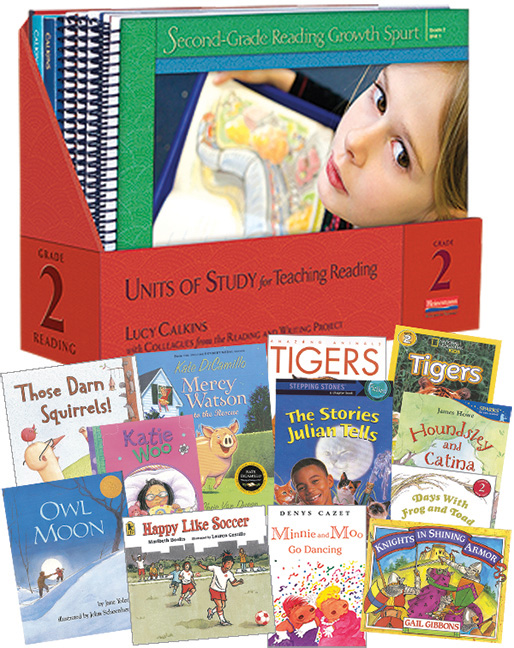 Units of Study for Reading, Grade 2 with Trade Pack - Image