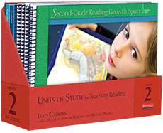 Units of Study for Reading, Grade 2 - Image