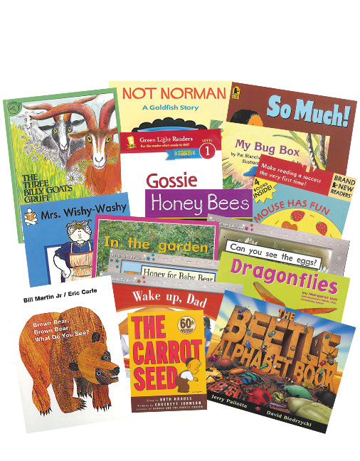 Units of Study for Reading, Grade K Trade Book Pack - Image