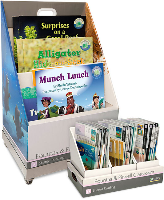 Fountas Pinnell Classroom Shared Reading Collection Grade Prek