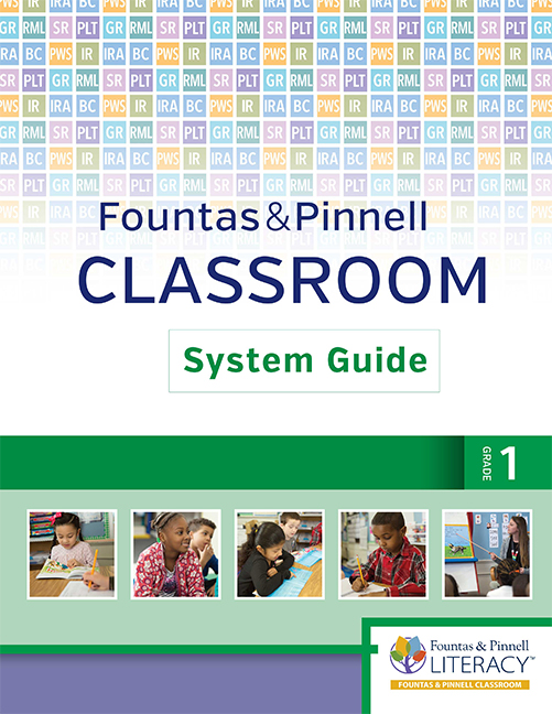 Fountas & Pinnell Classroom™ (FPC) is a cohesive, multi-text approach to  literacy instruction for all students in grades PreK–6. The System is  designed to ...