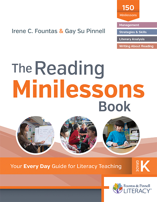 Pearson 9780325098616 9780325098616 The Reading Minilessons Book, ...