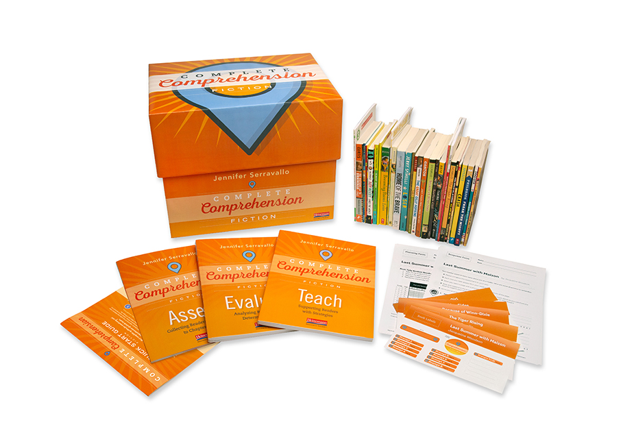 Complete Comprehension Fiction - Image