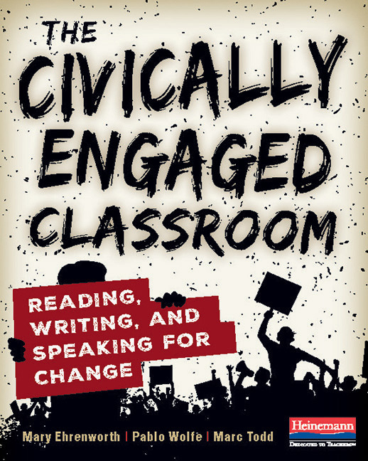 The Civically Engaged Classroom - Image