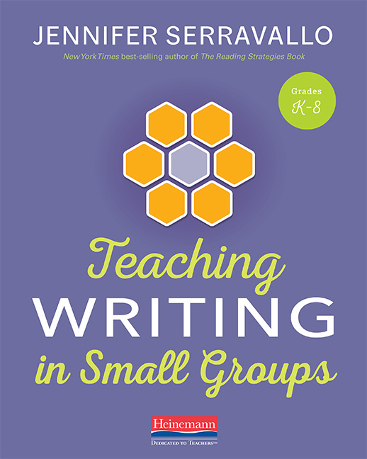 Teaching Writing in Small Groups - Image