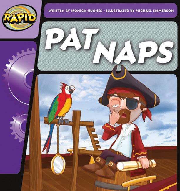 Rapid Phonics Step 1: Pat Naps