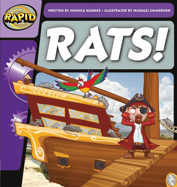 Rapid Phonics Step 1: Rats!