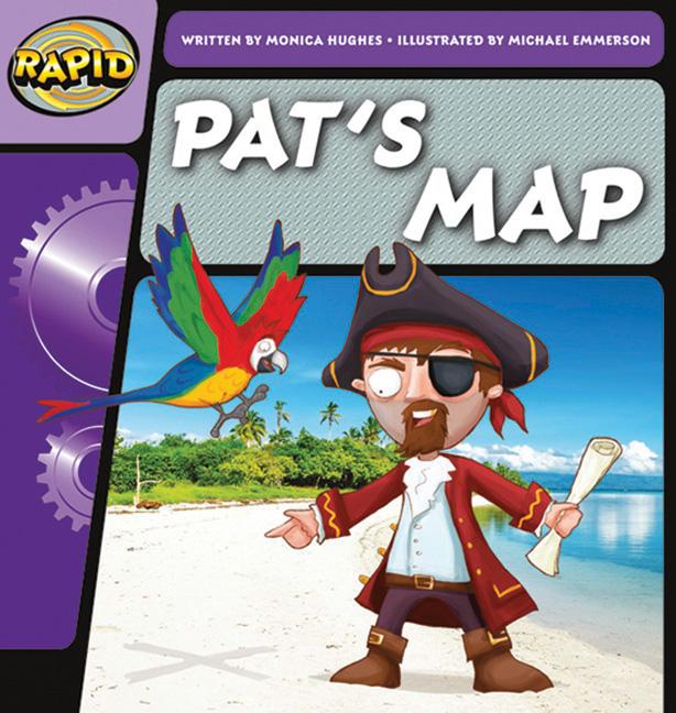 Rapid Phonics Step 1: Pat's Map