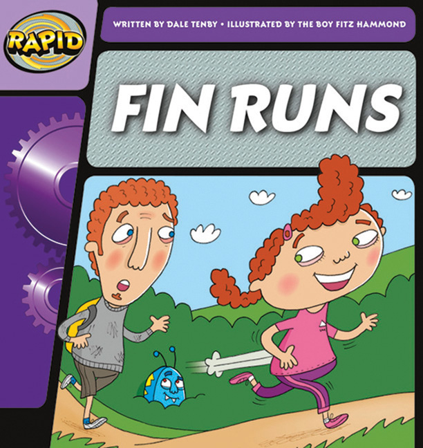 Rapid Phonics Step 1: Fin Runs