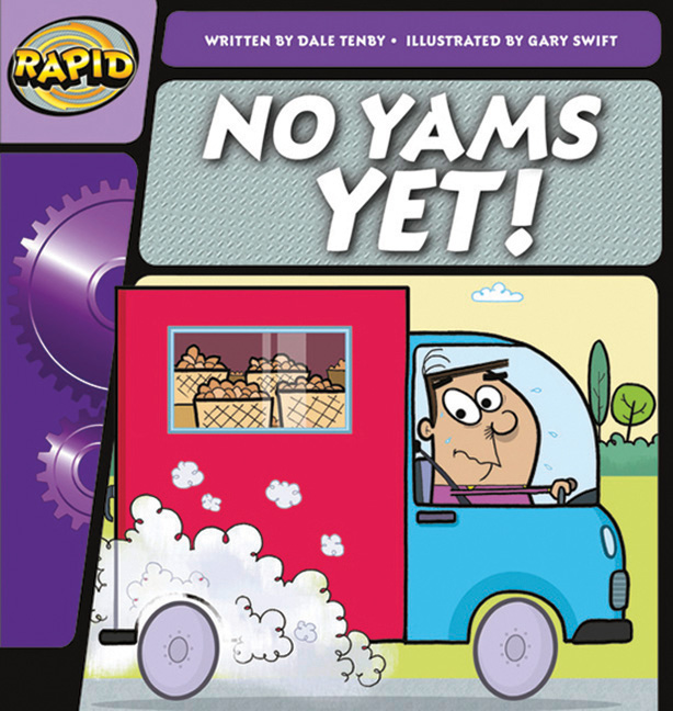 Rapid Phonics Step 1: No Yams Yet!