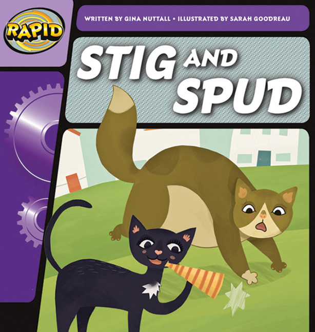 Rapid Phonics Step 1: Stig and Spud