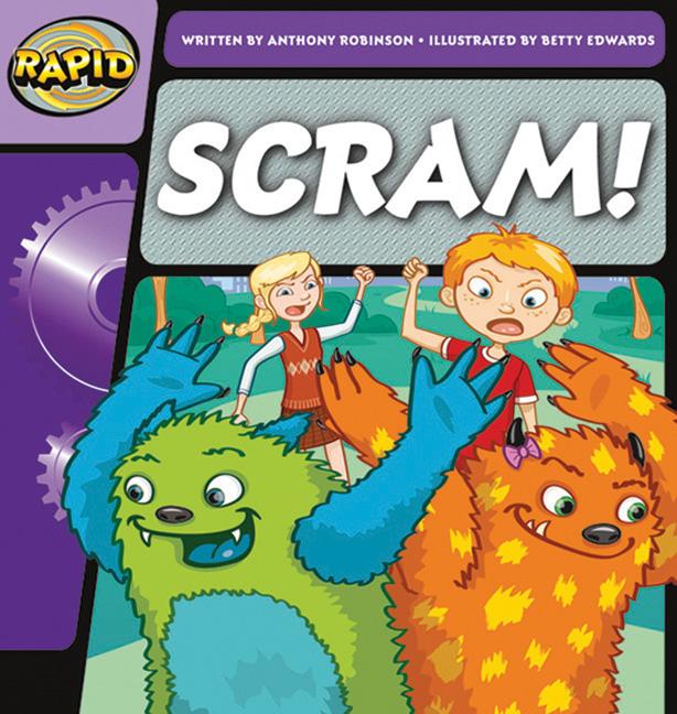 Rapid Phonics Step 1: Scram!