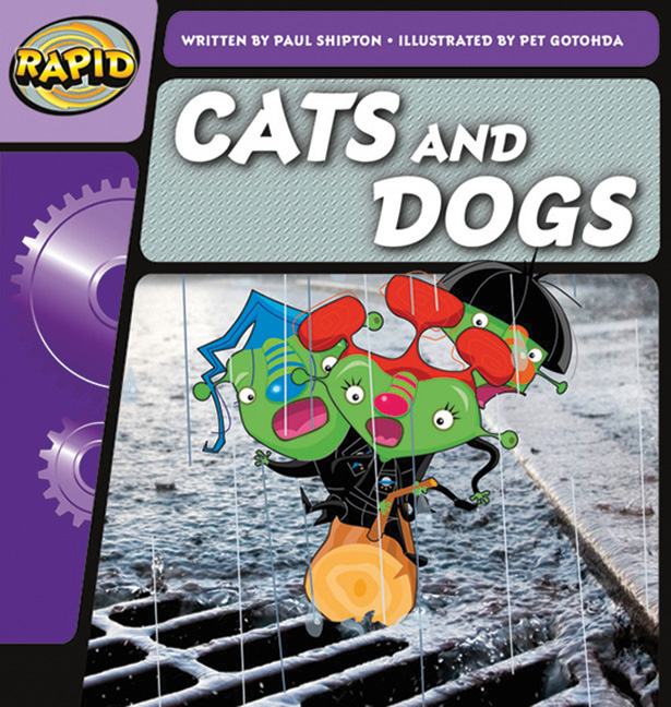 Rapid Phonics Step 2: Cats And Dogs - Fiction