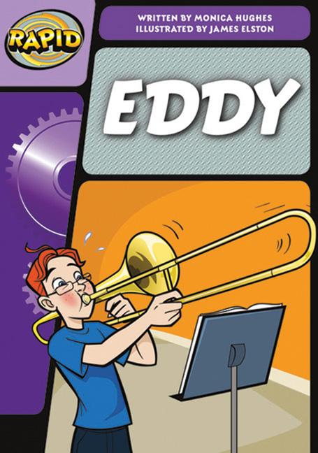 Rapid Phonics Step 3: Eddy - Fiction