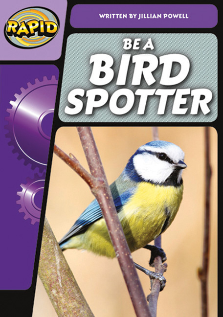 Rapid Phonics Step 3: Be a Bird Spotter - Non-fiction