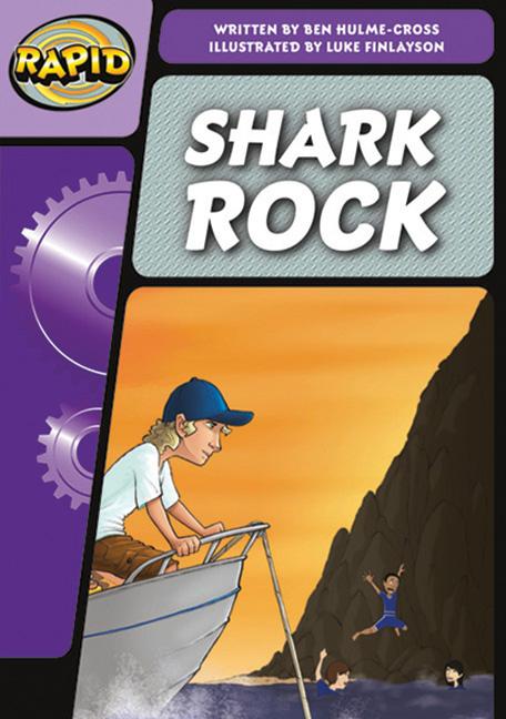 Rapid Phonics Step 3: Shark Rock - Fiction