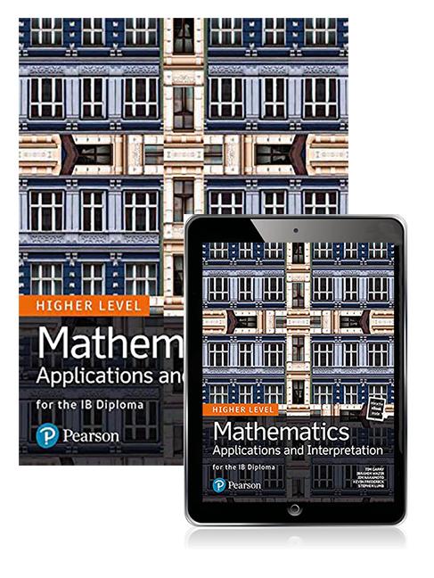 Mathematics Applications and Interpretation for the IB Diploma Higher Level  (Book + eBook)